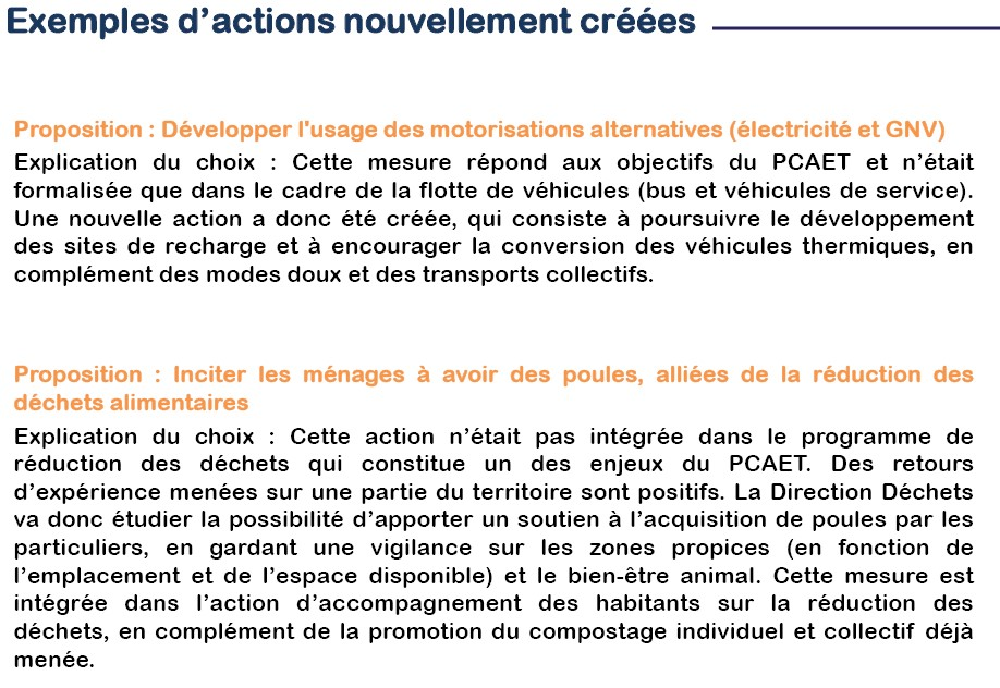 Actions Grand Poitiers